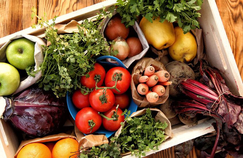Mudança de hábitos e alimentação saudável